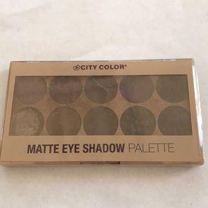 City color matte eyeshadow palette (2)